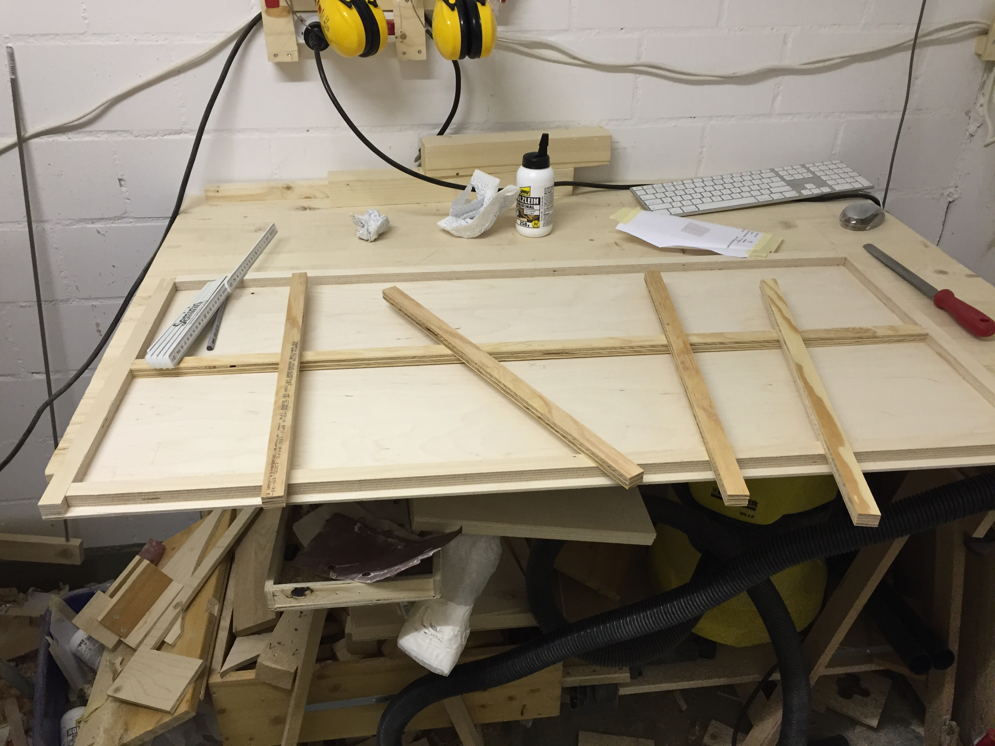Building the table extensions